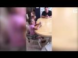 Реакция отца, когда он узнал, что жена ждёт пятую дочку
