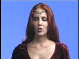 Epica - The Phantom Agony - Simone Simons Solo Studio Performance Full HD