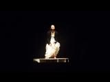 13.05.2017 • Театр имени Ленсовета • МАКБЕТ. КИНО • Финальный танец леди Макбет • Лаура Пицхелаури
