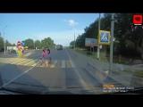 В шаге от трагедии (VHS Video) Когда полностью согласен с водителем