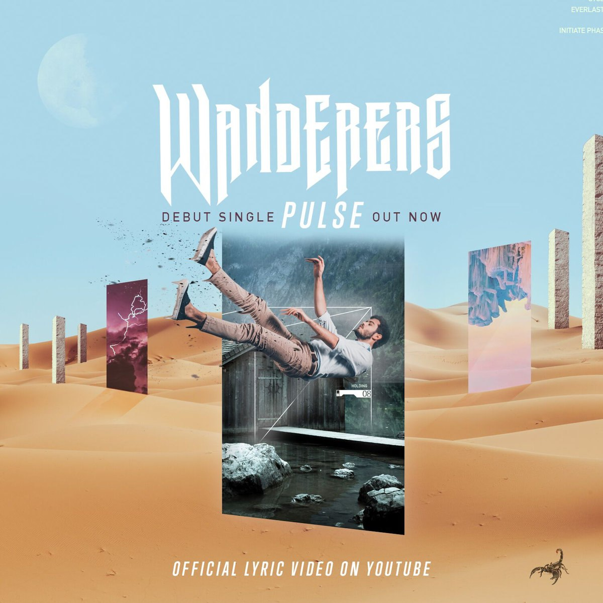 Wanderers - Pulse [single] (2017)