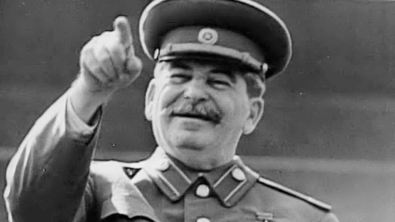 Как шутил Иосиф Сталин