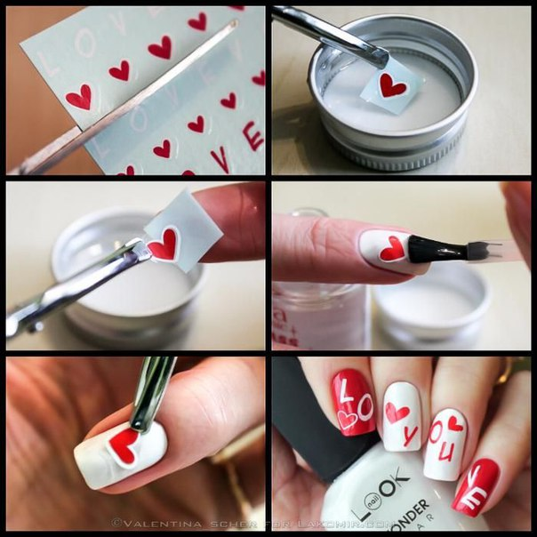 Slider для ногтей