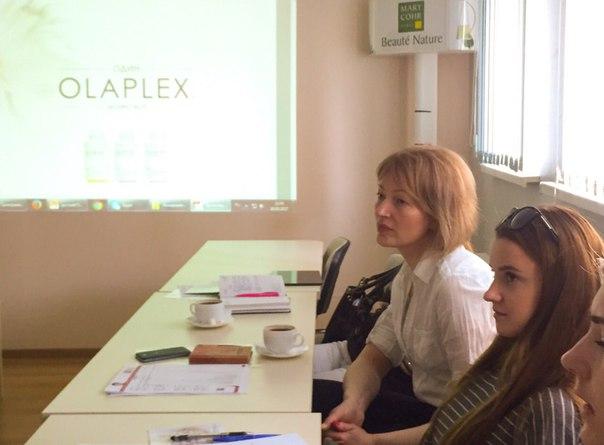 🔥 Прямое включение с семинара по Olaplex. Здесь и сейчас мы рассказыва