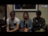 Melony Torres talks with Twenty One Pilots!