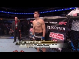 MMA I UFC. Бой Украинца  Nikita Krylov  из  UFC 171. против  Saint Preux.