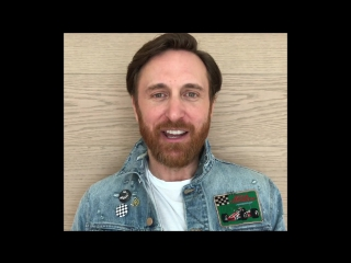 David Guetta for vk.com