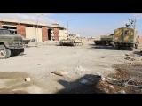 Видео захваченного в Пальмире имущества