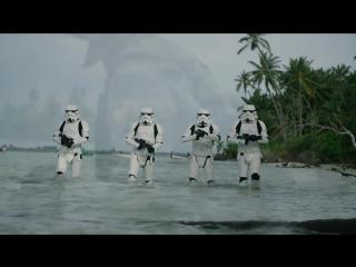 Ролик о создании «Изгой-один. Звёздные войны: Истории»