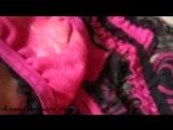Фетиш - грязные трусики, ношенные пять дней, после мастурбации