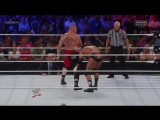 WWE - Brock Lesnar vs Triple H - Summerslam 2012
