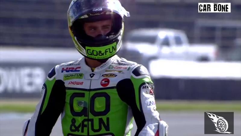 Moto GP 2 Crash save compilation