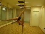 Ольга Кода. Танец на пилоне