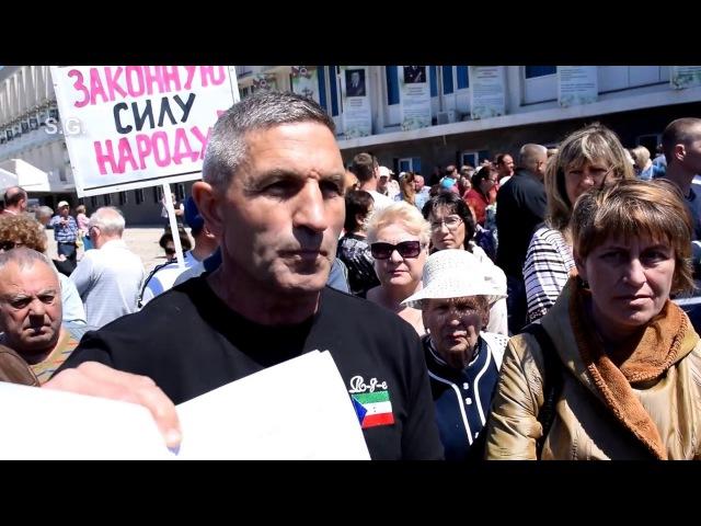 узаконенный рэкет - вот чем занимается правительство Севастополя