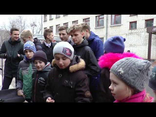 КоростеньТВ_17-03-17_Акция городских спасателей