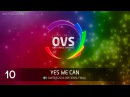 OVS10 - 10 - Yes We Can (Sweden 2014 National Final cover)