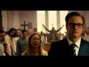 Мясорубка в церкви - агенты Kingsman