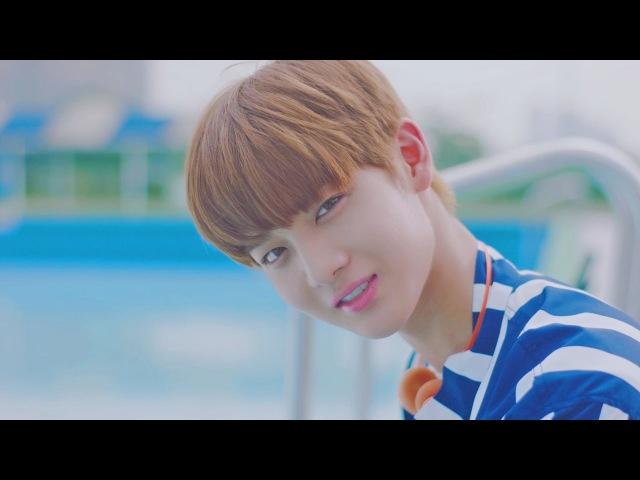 Wanna One Go Wanna One 티저무비 6 배진영 170803 EP.3