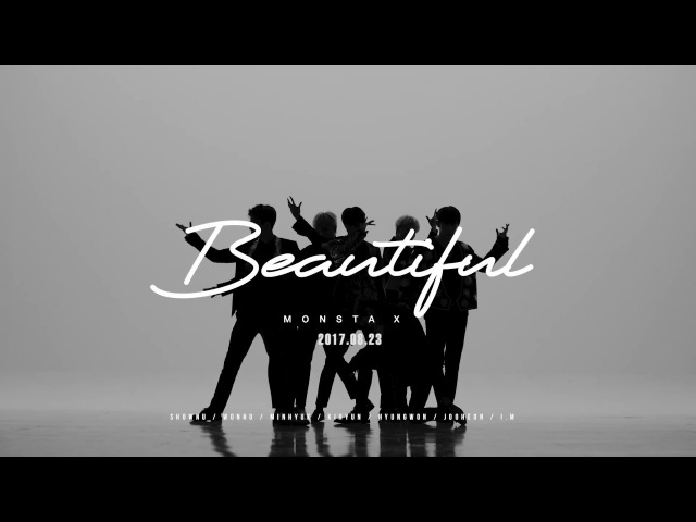 MONSTA X 「Beautiful (Japanese ver.)」 Teaser