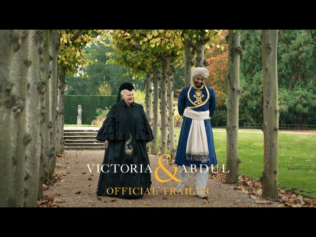 VICTORIA ABDUL - Official Trailer [HD] - In Theaters 9/22