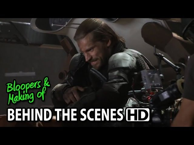 Oblivion (2013) Making of Behind the Scenes (Part33)