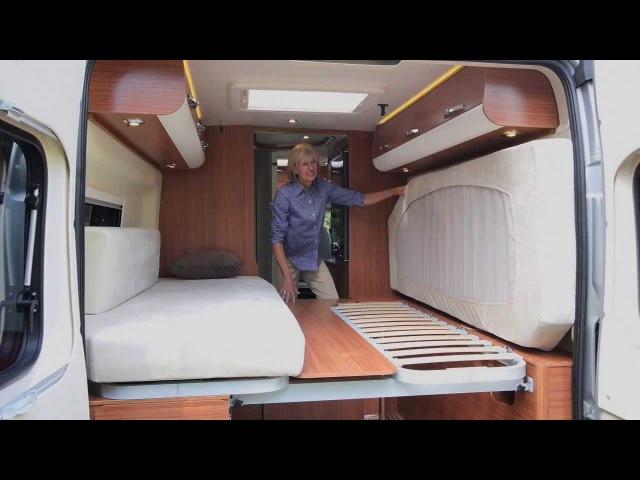 Campingbus Adria Twin 640 SLX - Qualität macht den Unterschied