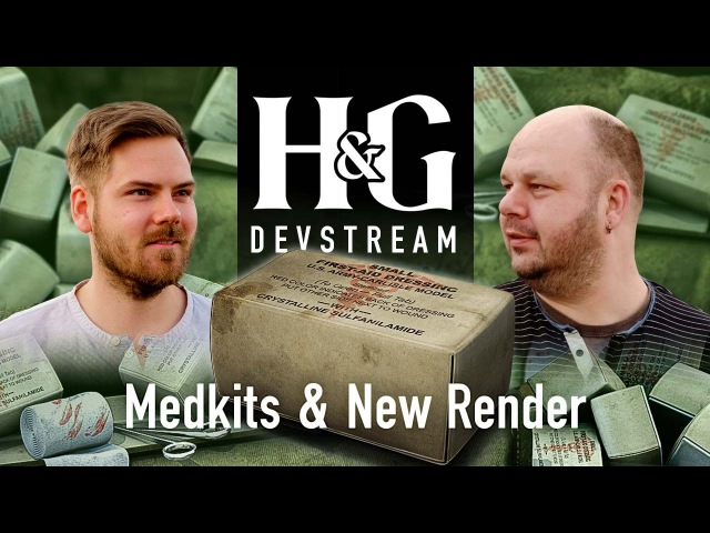 Devstream 88 - Medkits New Render