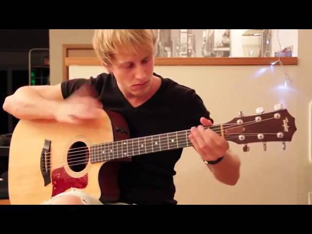 Невероятный виртуоз-гитарист