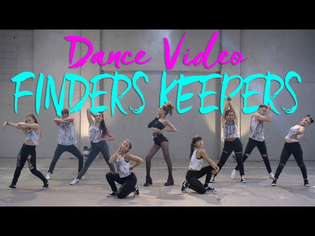 Finders Keepers - Dance Video FindersKeepers | TINI