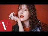 韓孝周한효주 誘惑與清純並存的女神魅力  | 201703封面預告 | Vogue Taiwan