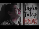Justin Foley Demons 13 reasons why