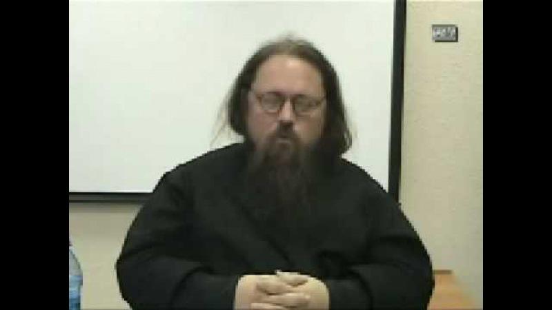 Случай из жизни о научном атеизме. Диакон Андрей Кураев (ч.21)