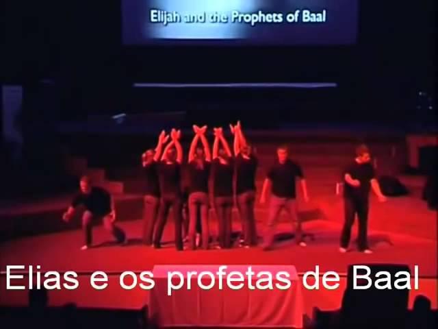 Teatro Cristão Maravilhoso! - Deus Poderoso (Drama)