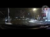 ДТП на пр. Победы в Калининграде. 16.01.17