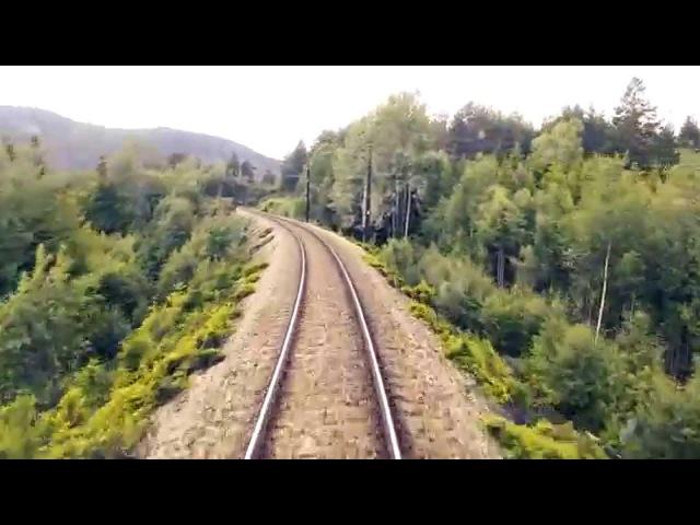 Train Driver's View: Oslo to Ål (Bergen Line)