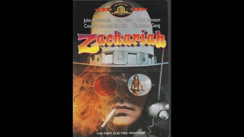 O Clamor da Juventude (Zachariah, 1971) - Legendado Pt