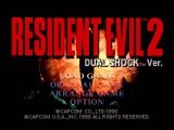 PS1 Resident Evil 2 (Normal, Claire A) ONLY KNIFE - 04. Шеф полиции и Шерри
