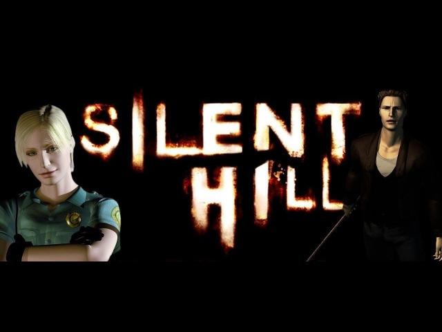 [PS1] Silent Hill [Hard] - 07. Курортная зона и Парк развлечений