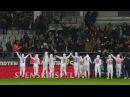 Iran-spelarna hyllades på Gamla Ullevi - TV4 Sport
