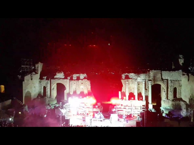 Placebo @ Taormina, Teatro Antico, 21.06.2017. Special K