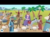 Призвание Авраама Библия для детей