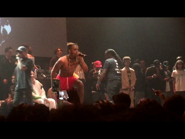 XXXTentacion - Gospel (Live in LA, 6617)