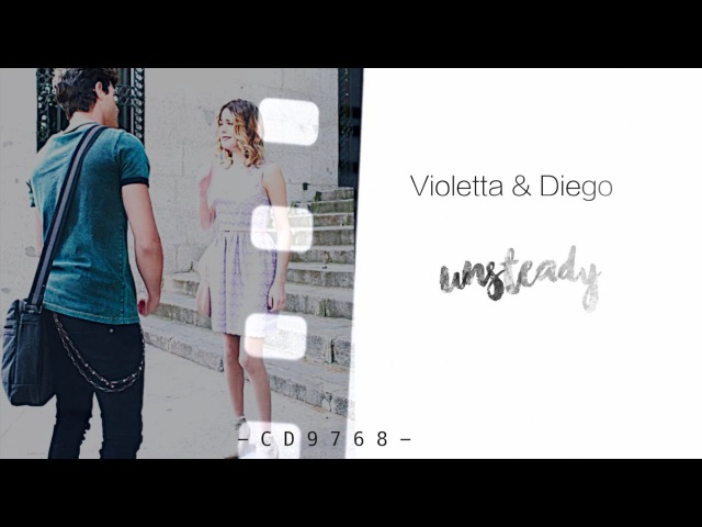 Violetta Diego   Unsteady  