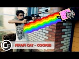 Nyan Cat - Cookie
