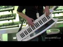 Roland AX Synth Demo - PMT