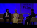 SBIFF 2017 - Casey Affleck Michelle Williams Discuss Working On Manchester By The Sea