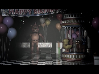 История Игрушечного Фредди (Toy Freddy) - FNAF 2