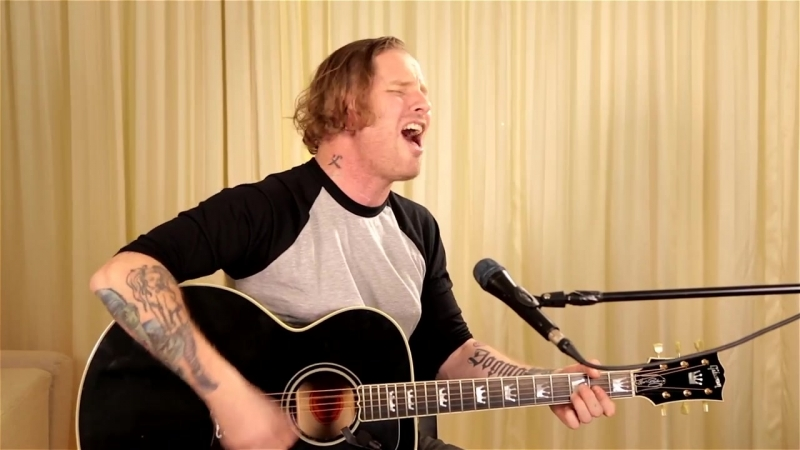 Stone Sour - Song 3 (Acoustic)