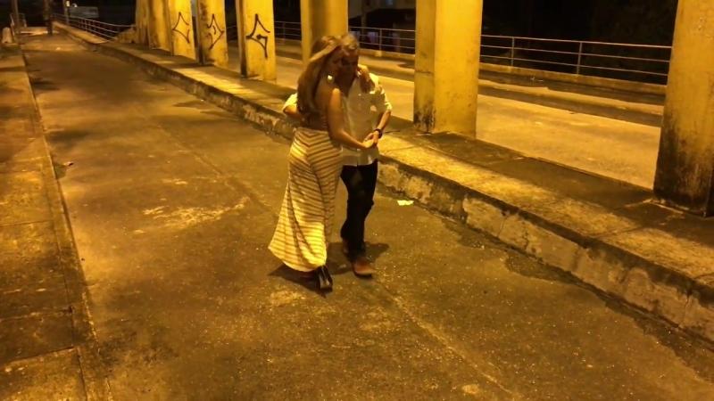 Танго канженге: Marcio Carreiro Cheila Oliveira