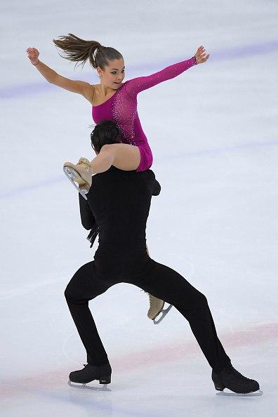 Анастасия Шпилевая - Григорий Смирнов/ танцы на льду - Страница 6 OMkweN3hZFc